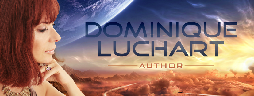 Interview with Author Dominique Luchart